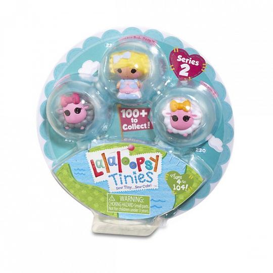 531517 Игрушка кукла Малютки Lalaloopsy
