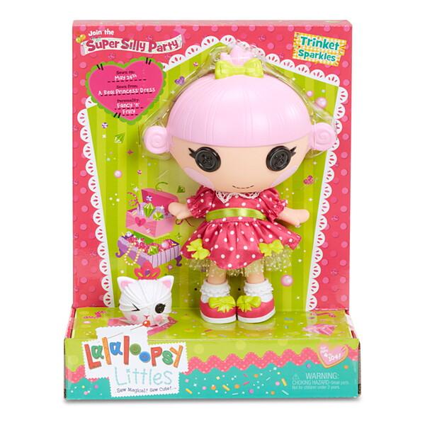Lalaloopsy Littles Праздничная, Принцесса 539759