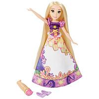 5295 Принцесса в в юбке с проявляющимся принтом в ассорт.