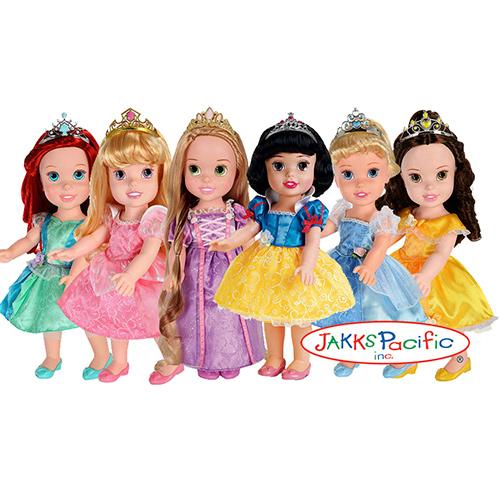 751170 Кукла Принцесса Дисней Малышка 31 см, в асc-те