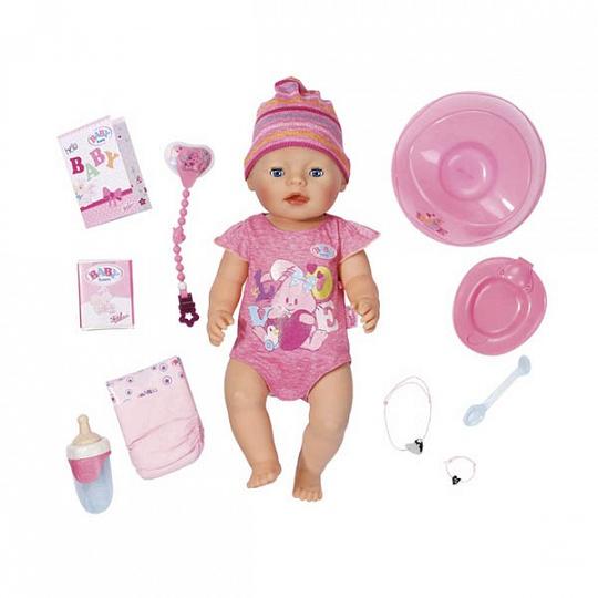 823-163 BABY born Кукла Интерактивная, 43 см, кор.