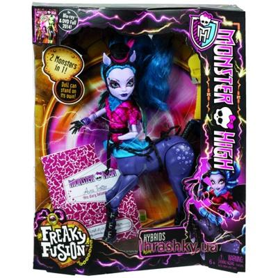 Кукла Гибридные монстры из м/ф Причудливая смесь в ассортименте