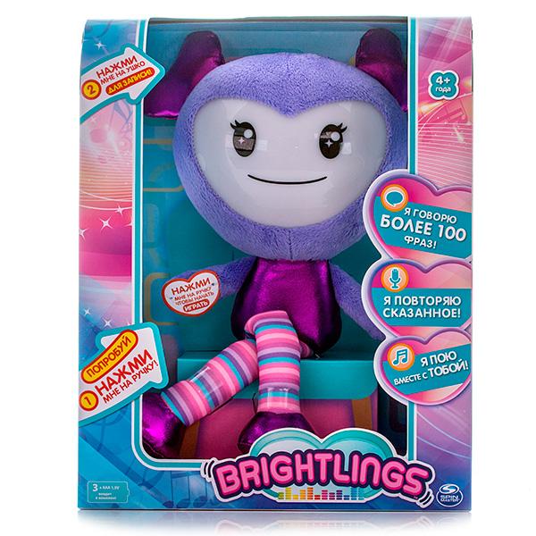 52300  Игрушка Brightlings музыкальная интерактивная