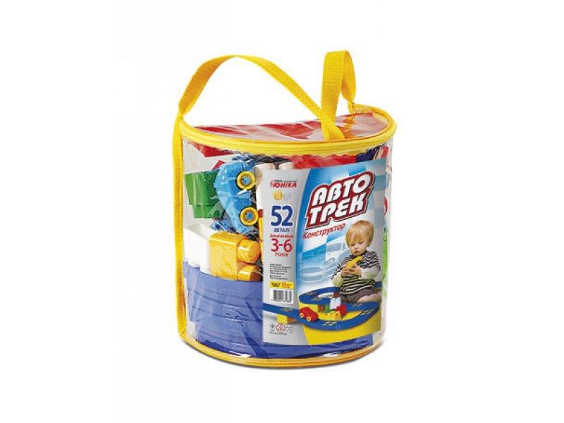 Автотрек (52 детали) рюкзак