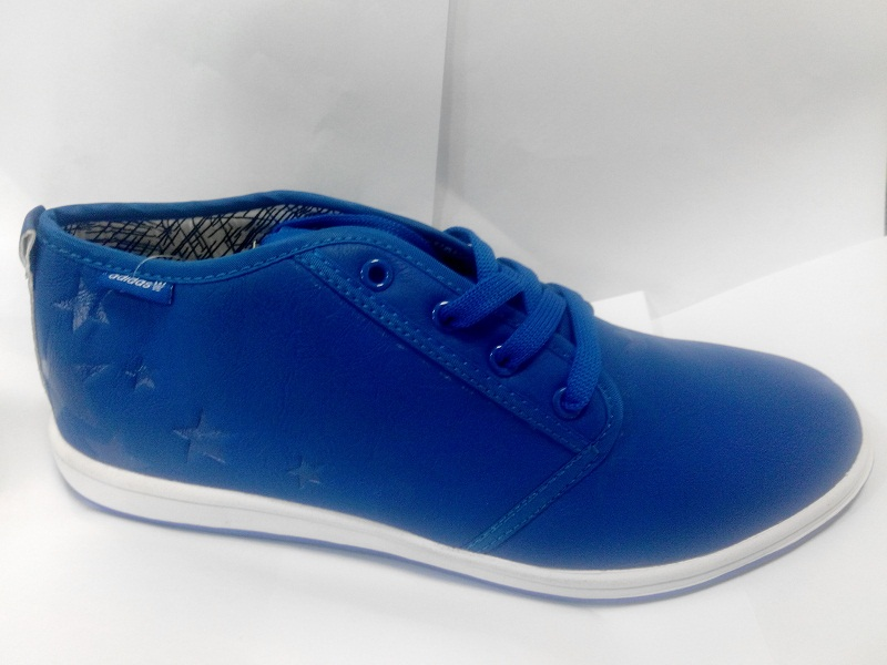 Обувь 611-10 мальчик 36-41 синий