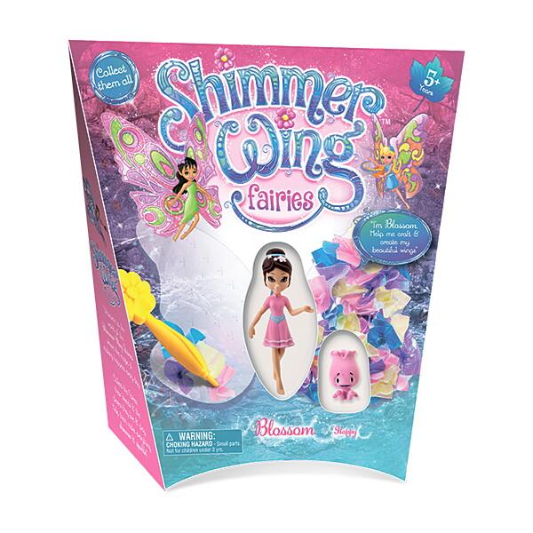 0001SWFb Игровой набор Shimmer Wing Фея Букетик