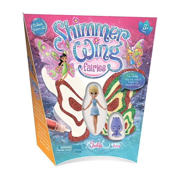 0005SWFb Игровой набор Shimmer Wing Фея Тюльпан