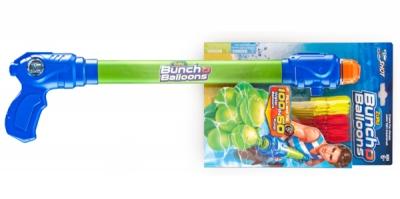 5636Z Bunch O Balloons Набор с оружием-насосом, 100 шаров, блистер