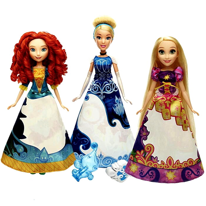 5295B Кукла Дисней Hasbro в асс.