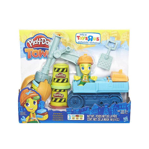 "Play-Doh 6283В ""Экскаватор"""
