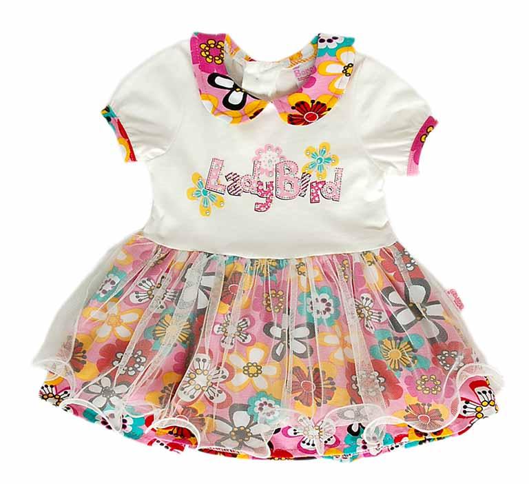 Платье 507 62-74 см