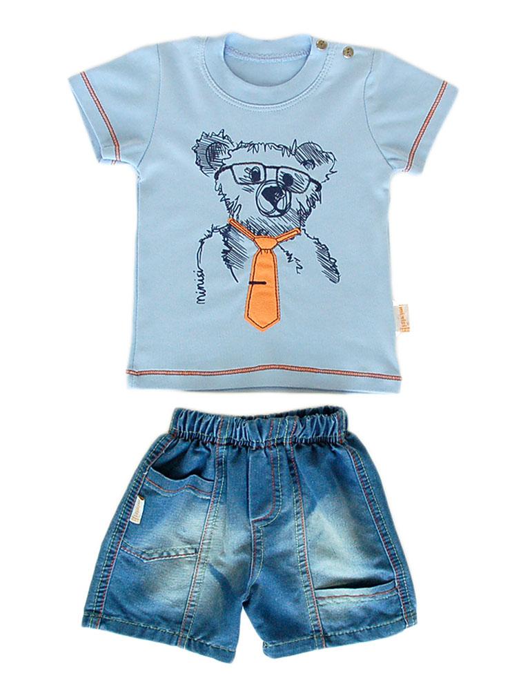 Шорты дж.+футболка 1500