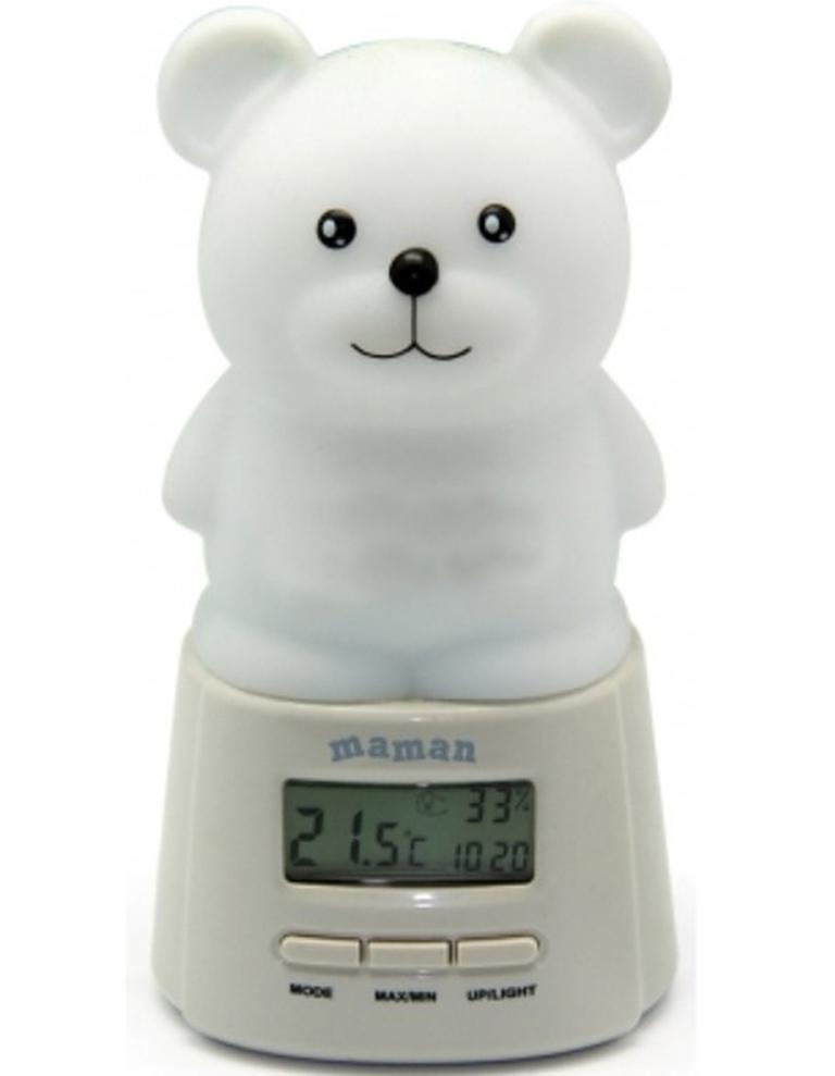 Термометр-гигрометр BL201