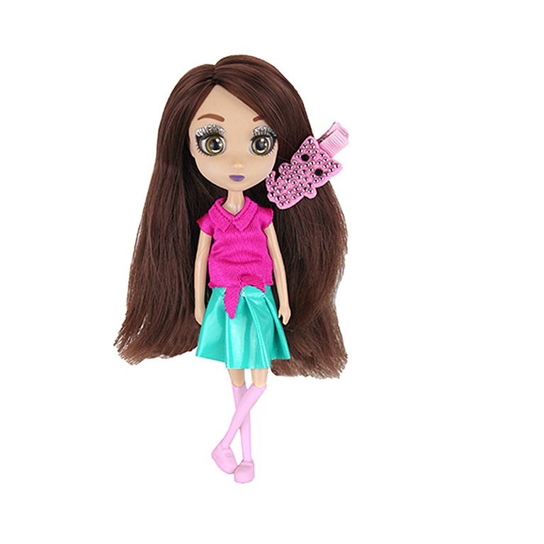 6678 Shibajuku GIRLS Кукла 15см Намика