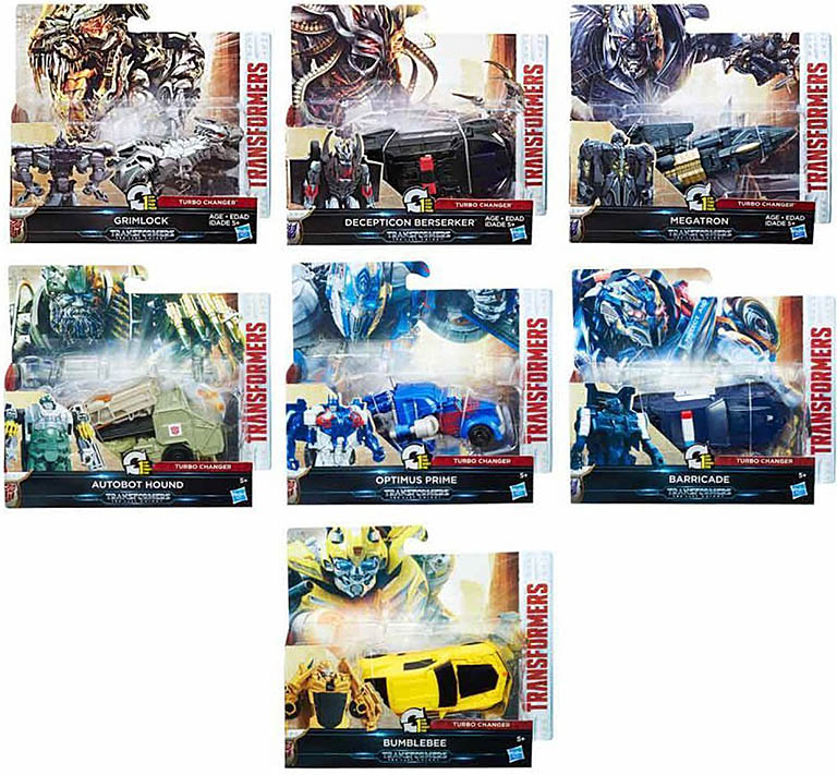 0884 Hasbro Transformers ТРАНСФОРМЕРЫ 5: One-Step