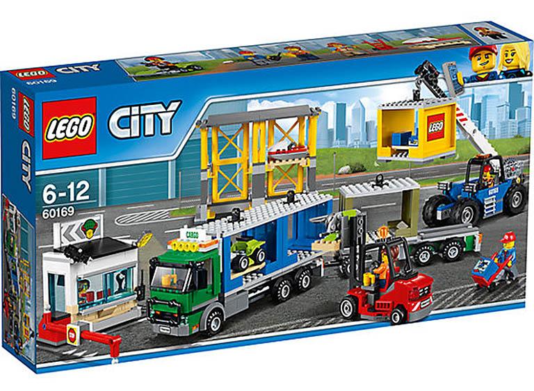 """60169 CITY """"Грузовой терминал"""""""