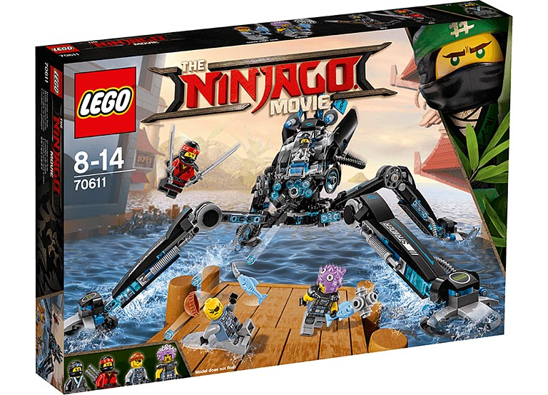 """70611 Ninjago """"Водяной Робот"""""""