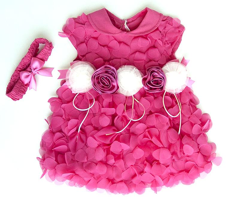 Платье 8322 (6-12мес)