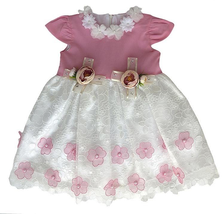 Платье 8306 (1-3лет)