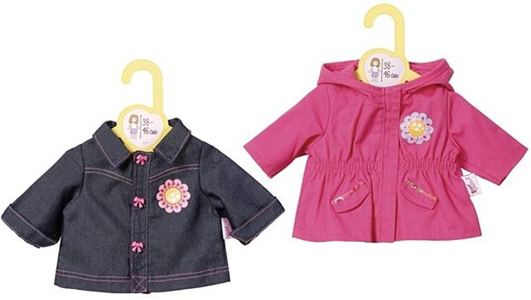 870-266 Курточки Baby born (в ассортименте)