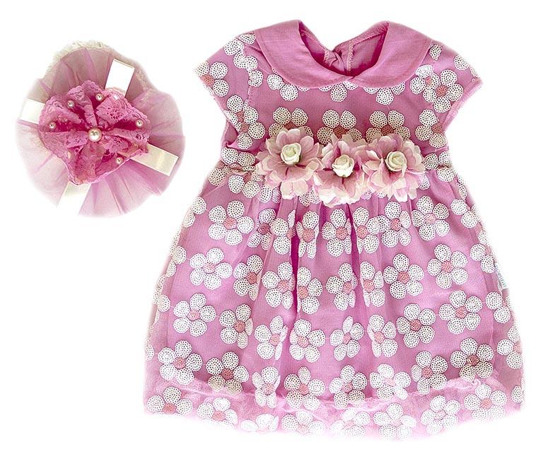 Платье 8323 (6-12мес)