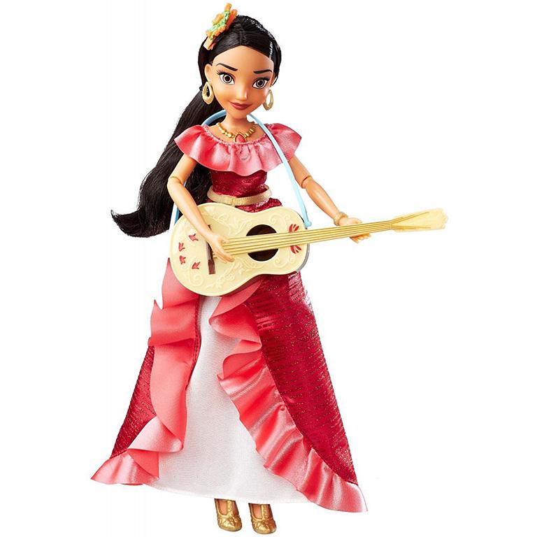 7912 Поющая кукла Елена – принцесса Авалора