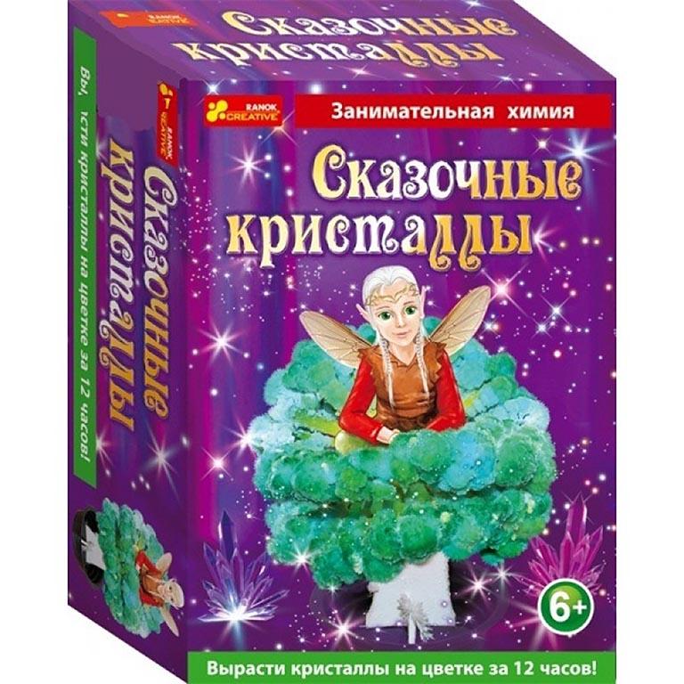 12138023 Сказочные кристаллы Лесной эльф