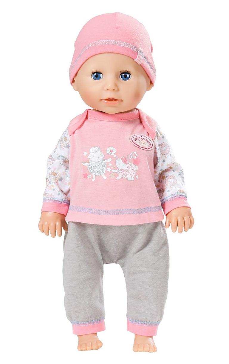 700-136 Baby Annabell Кукла Учимся ходить, 43 см,