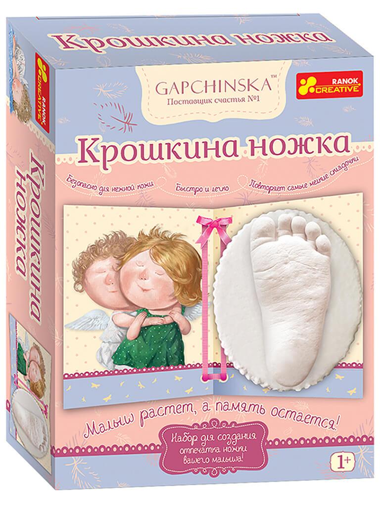 "15147004Р Набор для творчества ""Крошкина ножка"""