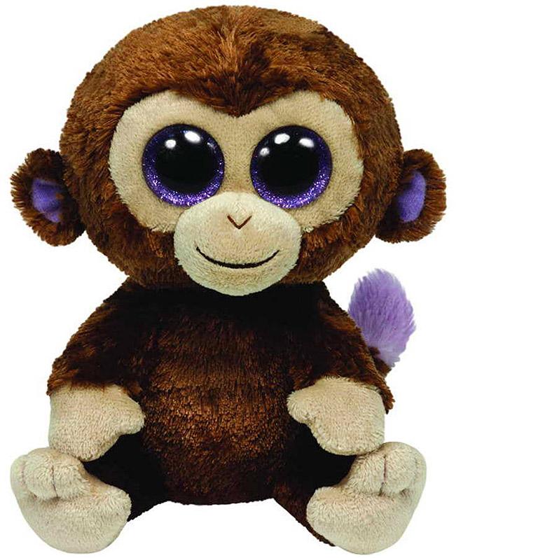 36901 Beanie Boo's Обезьянка Coconut 25 см