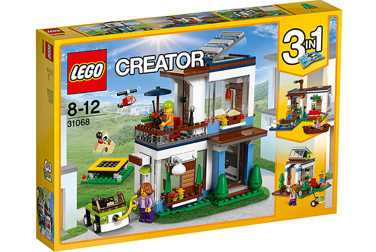 """31068 CREATOR """"Современный дом"""""""