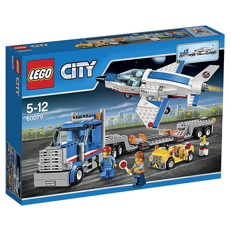"""60079 CITY """"Транспортер для учебных самолетов"""""""