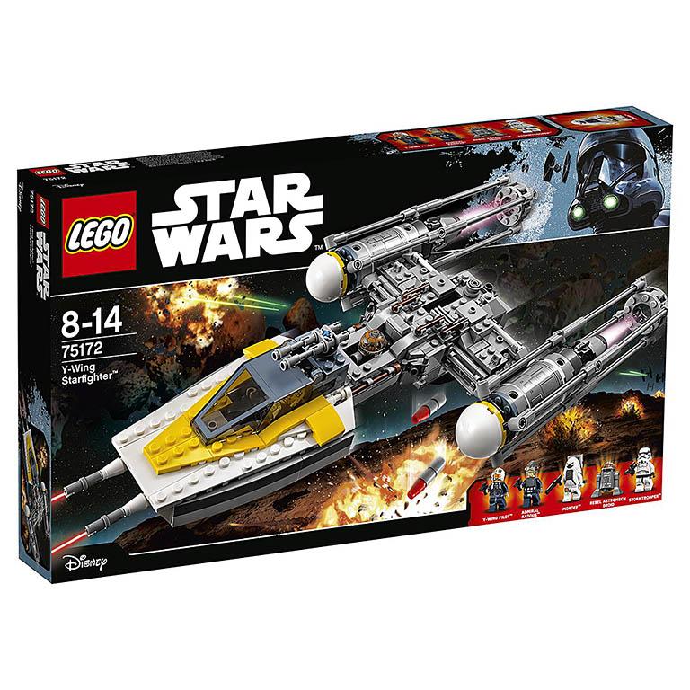 "75172 STAR WARS ""Звёздный истребитель типа Y"""