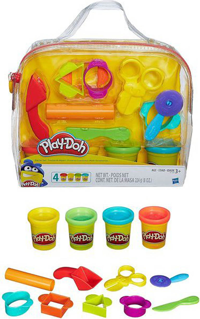"""Play-Doh B1169 Набор игровой """"Базовый"""""""
