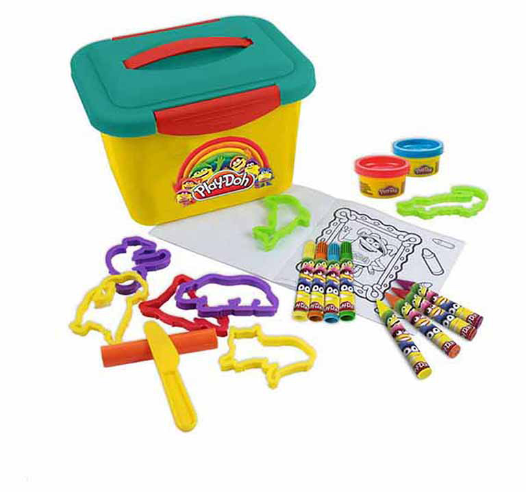 "CPDO011 Play-doh ""Маленькая мастерская"""