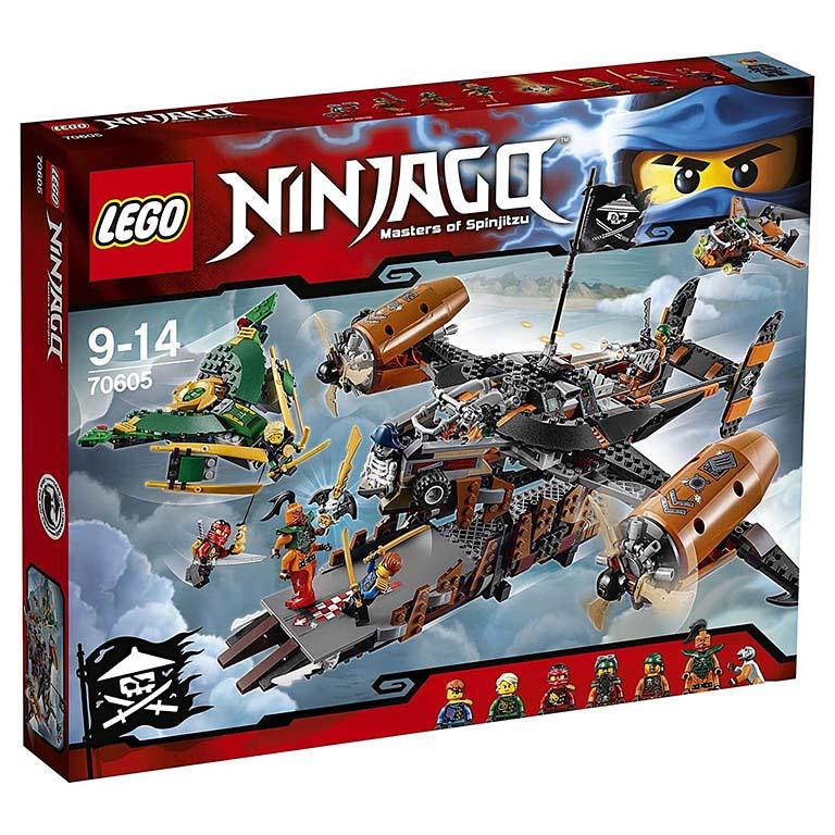 """70605 Ninjago """"Цитадель несчастий"""""""