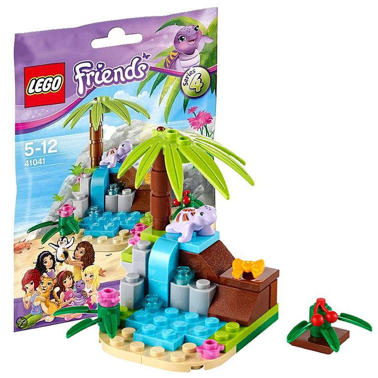 "41041 FRIENDS ""Райский домик  черепахи"""