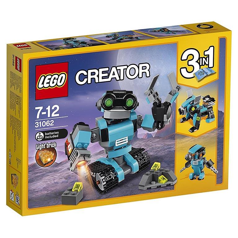 """31062 CREATOR """"Робот-исследователь"""""""