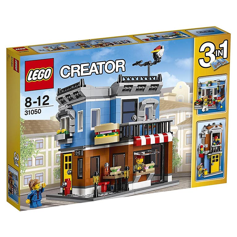"31050 CREATOR ""Магазинчик на углу"""
