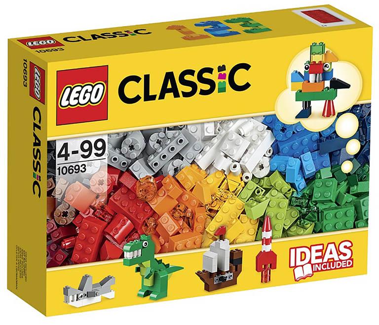 10693 Classic Дополнение к набору для творчества – яркие цвета