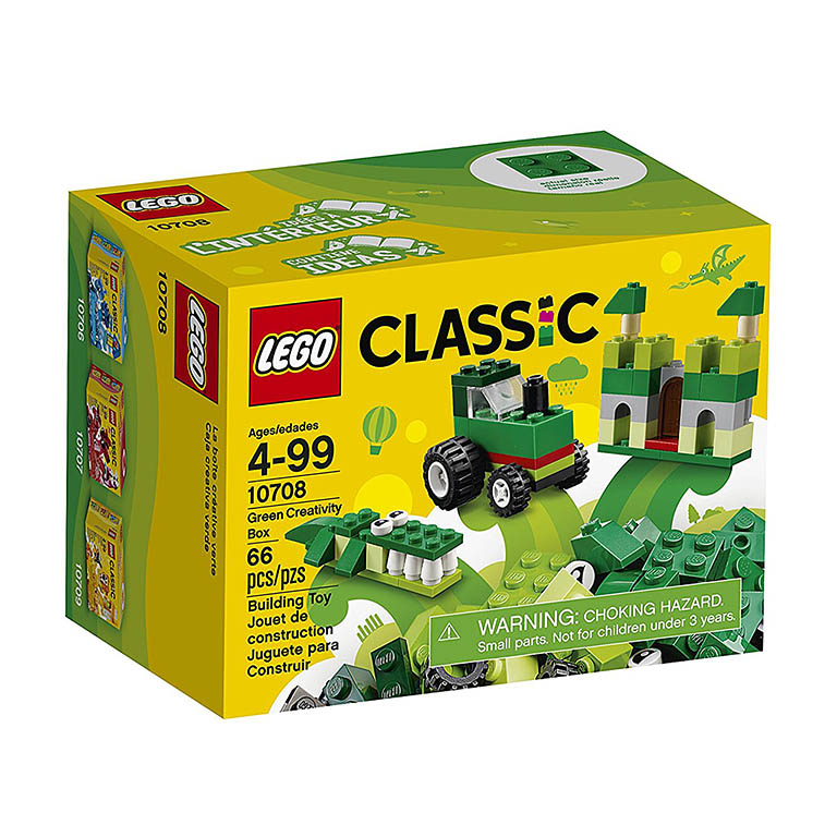 10708 Classic Зелёный набор для творчества