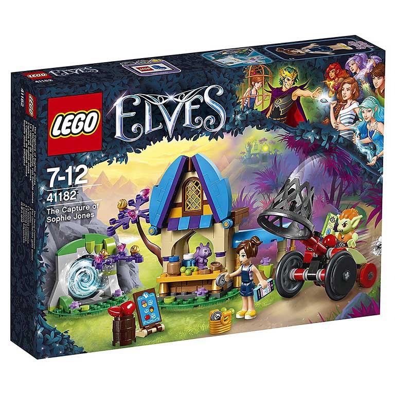 """41182 Elves """"Похищение Софи Джонс"""""""