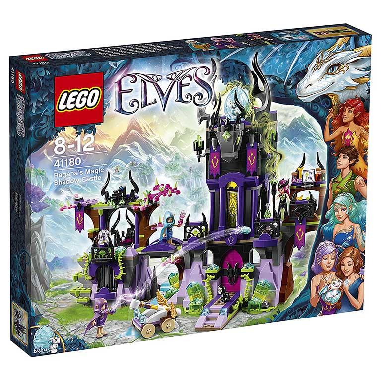 """41180 Elves """"Замок теней Раганы"""""""