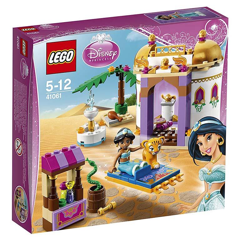 "41061 Disney Princess ""Экзотический дворец Жасмин"""