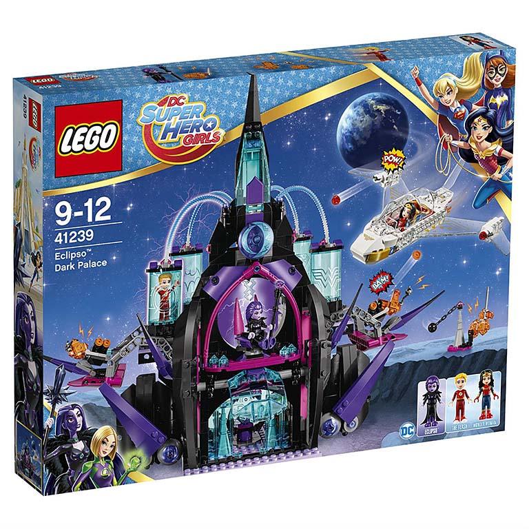 "41239 Super Hero Girls ""Тёмный дворец Эклипсо"""