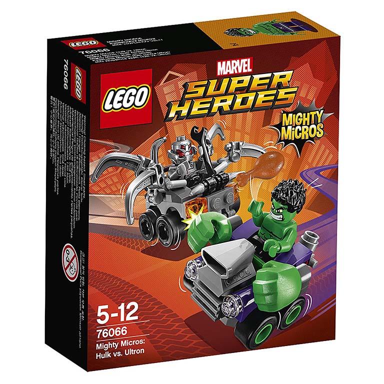 "76066 Super Heroes ""Халк против Альтрона"""