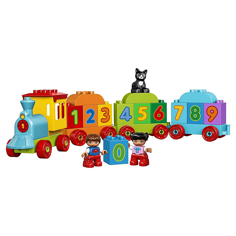 """10847 DUPLO Поезд """"Считай и играй"""""""