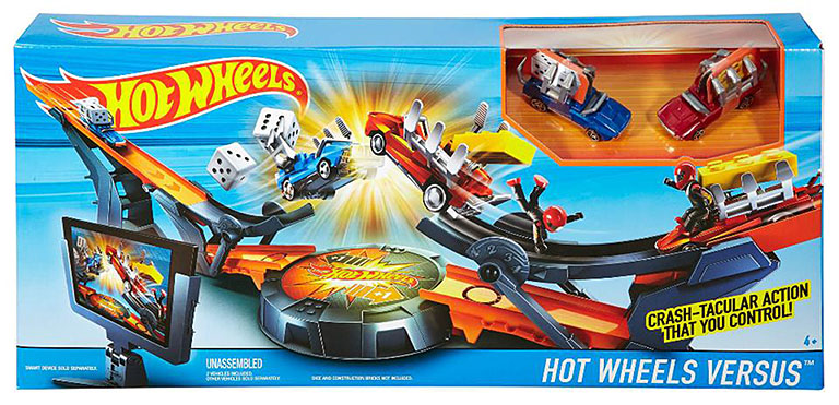 DHY25 HOT WHEELS Versus