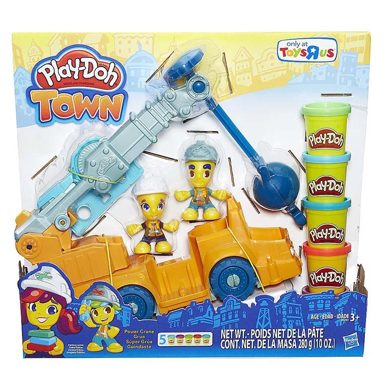 """Play-Doh 6281В """"Кран"""""""