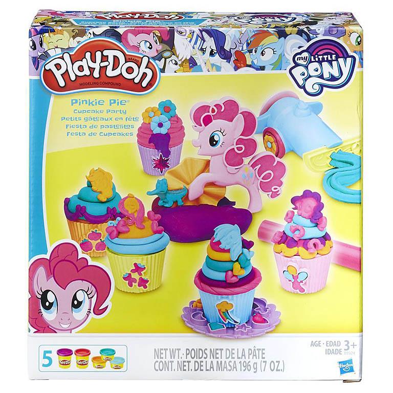 "Play-Doh 9324B ""Вечеринка Пинки Пай"""
